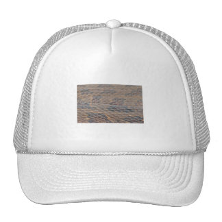 Water Snake Skin Mesh Hat
