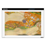Water snakes (friends) II by Gustav Klimt Laptop Skin