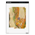 Water snakes (friends) II by Gustav Klimt Skins For iPad 2