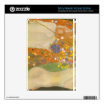 Water snakes (friends) II by Gustav Klimt Decal For The Sony Reader