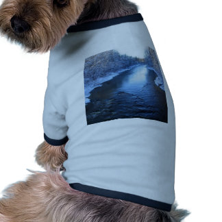Water Snow Covered Winter Pet Clothing
