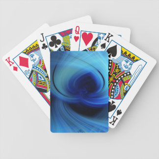 Water Spirits Abstract Playing Cards