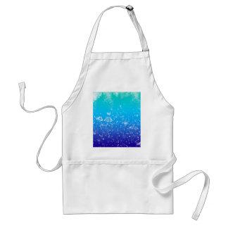 Water splash adult apron