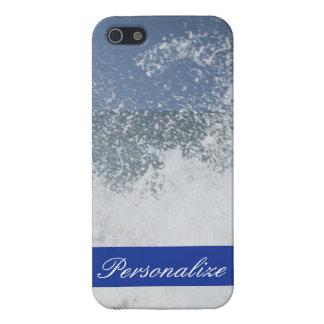 Water Splash iPhone Case iPhone 5/5S Cover