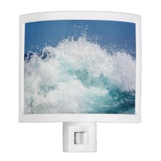 Water Splash Night Light