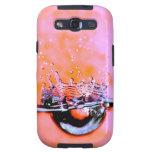 Water Splash Samsung Galaxy S Case Samsung Galaxy SIII Covers