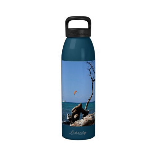 Water Sports in Hawaii Liberty Water Bottle