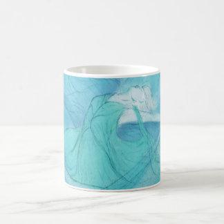 Water Sprite Classic White Coffee Mug