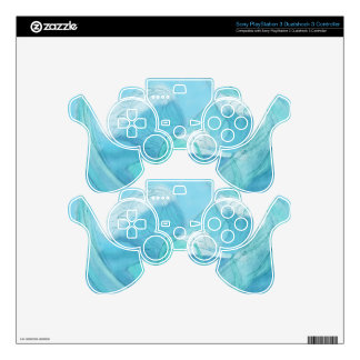Water Sprite PS3 Controller Skin