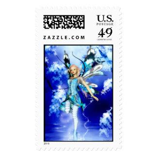 Water Sprite Stamp