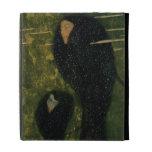 Water Sprites, 1899 (oil on canvas) iPad Folio Case