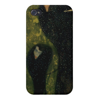 Water Sprites, 1899 (oil on canvas) iPhone 4/4S Cover