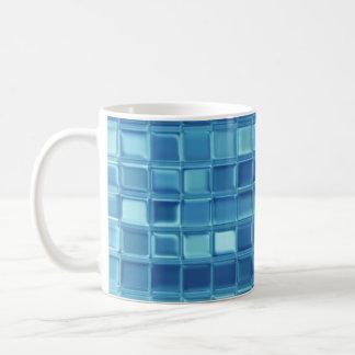 Water Squared Classic White Coffee Mug