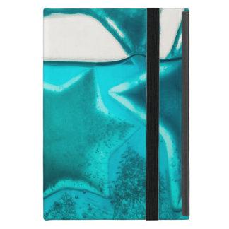 Water stars iPad mini case