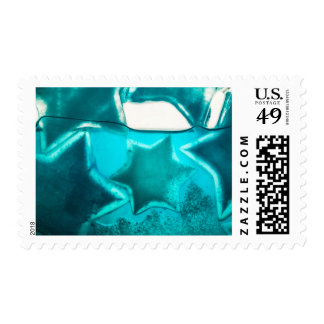 Water stars postage