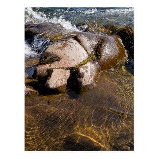 Water Stone Postcard