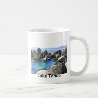 Water Stonehenge ~ Lake Tahoe Coffee Mug