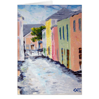 Water Street, Bermuda Card