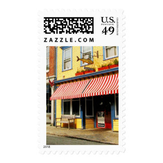 Water Street Cafe Postage