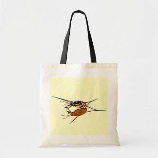 Water Strider and His Shadow Tote Bag