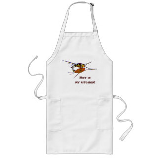 Water Strider and Shadow Long Apron