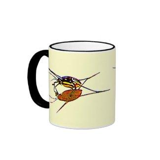 Water Strider and Shadow mug