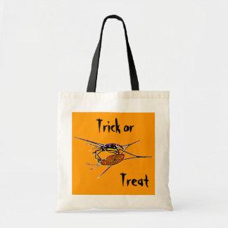 Water Strider Halloween Tote Bag