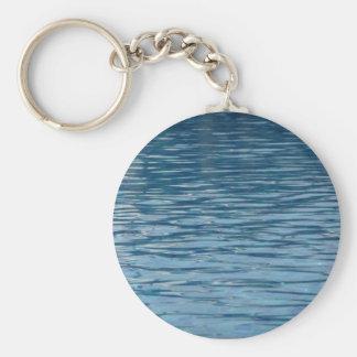 Water surface keychain