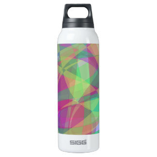 Water Surface Thermos Water Bottle