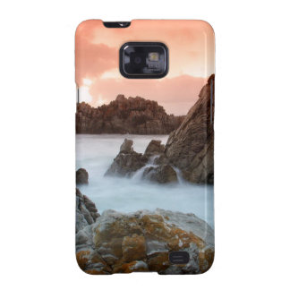 Water Surreal Sundown South Africa Galaxy S2 Cover