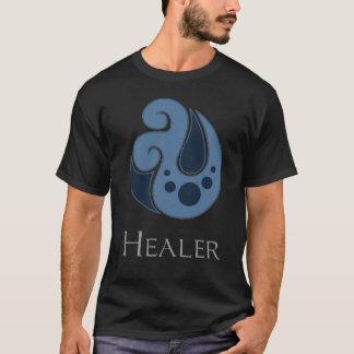 Water T-Shirt - Light Text