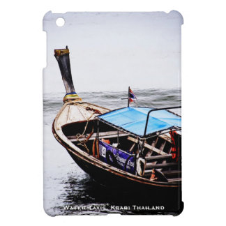 Water Taxi Krabi Thailand Travel iPad Mini Cover For The iPad Mini