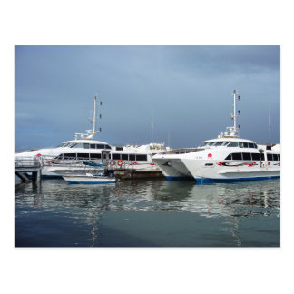 Water Taxi Terminal, San Fernando, Trinidad Postcard