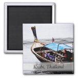 Water Taxis :Krabi, Thailand Magnet