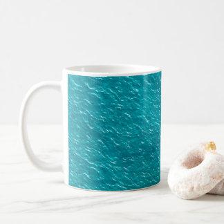 Water Texture Aesthetic Coffee Mug