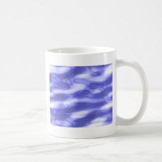 Water texture coffee mug