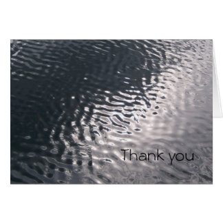 Water Thank You Cards