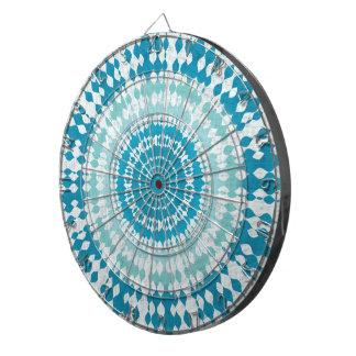 Water Tie Dye Dart Board