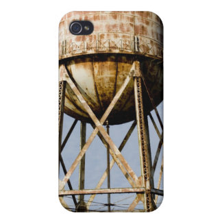 Water Tower at Alcatraz iPhone 4 Case