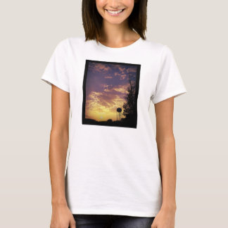 Water Tower at Sunset T-Shirt