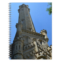 Water Tower - Downtown Chicago Notebook