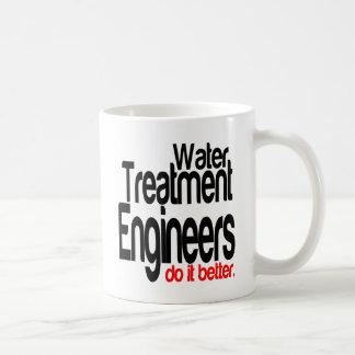 Water Treatment Engineers Do It Better Coffee Mug