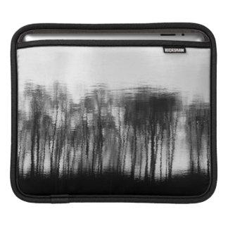Water tree reflections iPad sleeve iPad Sleeve