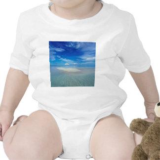 Water Tropical Oasis Tee Shirt