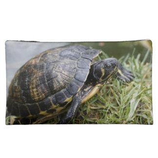 Water Turtle Makeup Bag