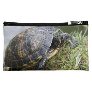 Water Turtle Cosmetic Bag