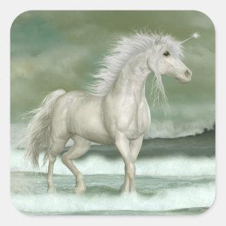 Water Unicorn Stickers