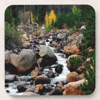 Water Valley Of Boulders Drink Coaster