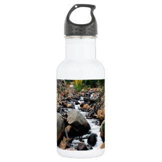 Water Valley Of Boulders Water Bottle