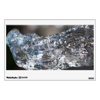 Water Vertical II Wall Decal